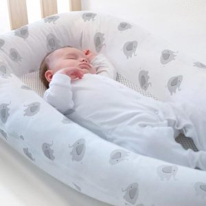 Baby sleep pods PurAir Breathable Nest-Elephant Pitter Patter Baby NI