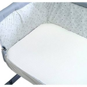 Sheets & Protectors Chicco Night Breeze Mattress Cover Sheet Pitter Patter Baby NI