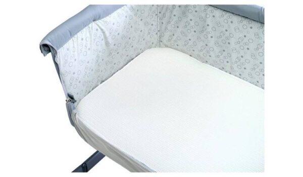 Sheets & Protectors Chicco Night Breeze Mattress Cover Sheet Pitter Patter Baby NI 4