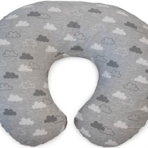 Boppy Pillow with Cotton Slipover