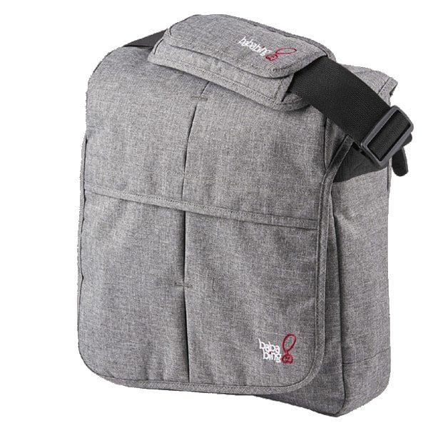 Changing Bags Bababing-DayTripper Lite Changing Bag – Grey Marl Pitter Patter Baby NI 5