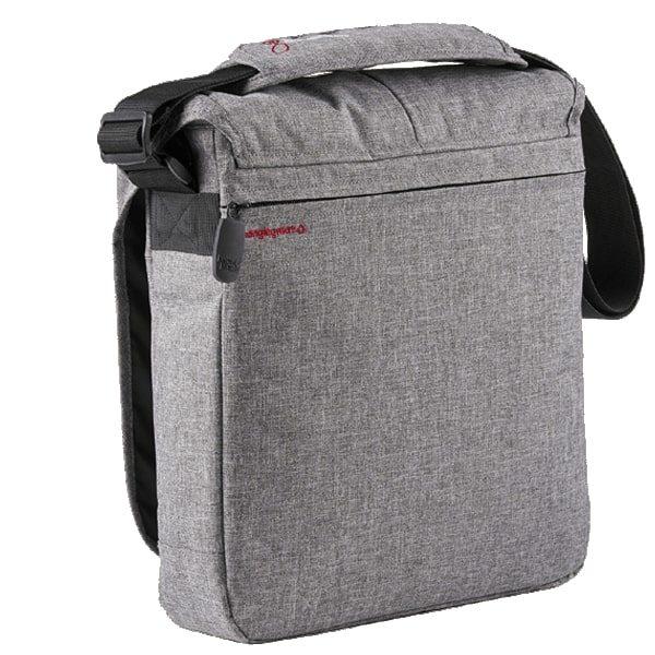 Changing Bags Bababing-DayTripper Lite Changing Bag – Grey Marl Pitter Patter Baby NI 4