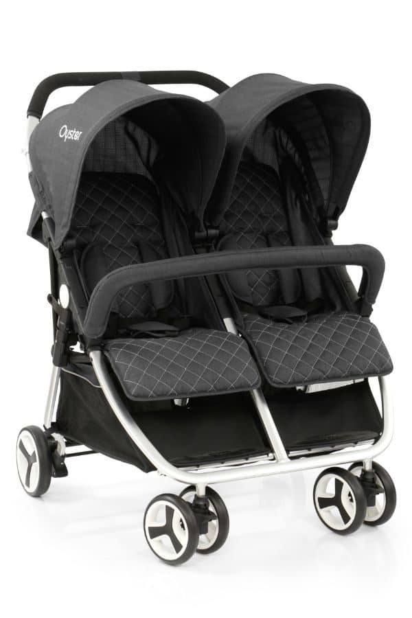 Buggies & Strollers Babystyle Oyster Twin Stroller Pitter Patter Baby NI 3