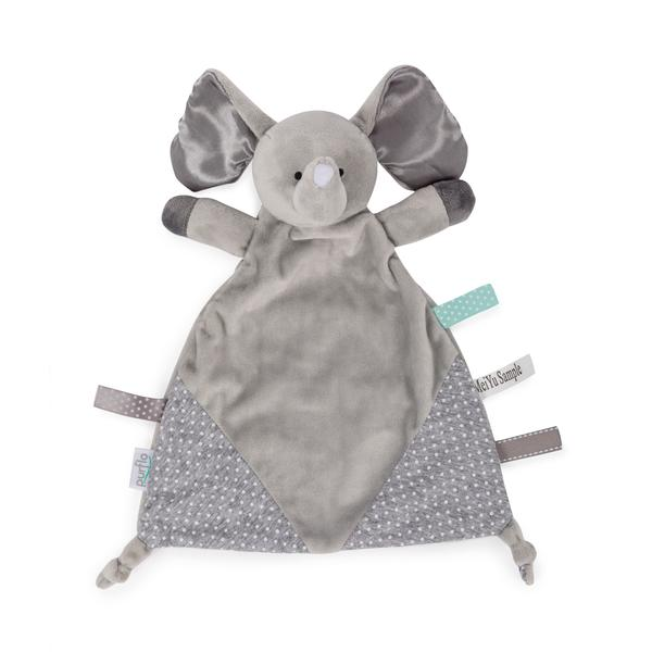 Toys & Accessories Comforter – Little Ellie Pitter Patter Baby NI 4