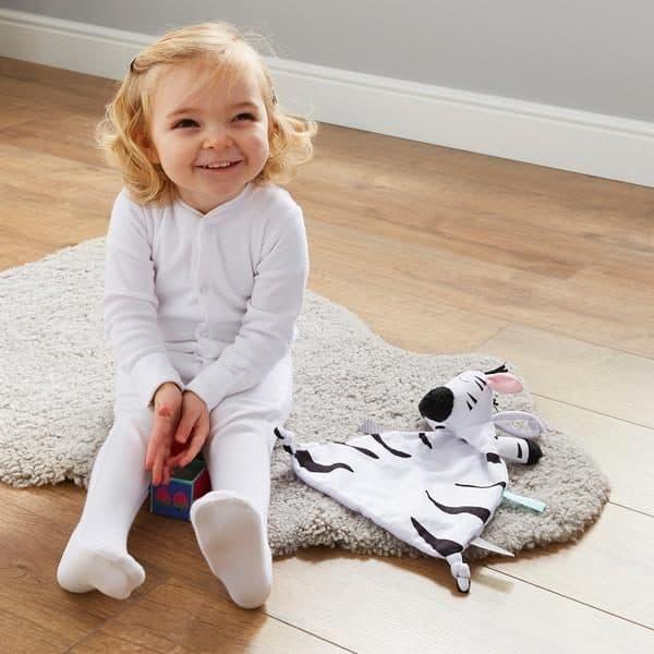 Teething Comforter – Little Ziggy Pitter Patter Baby NI 7