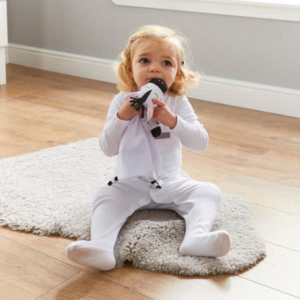 Teething Comforter – Little Ziggy Pitter Patter Baby NI 8