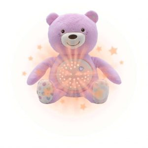 Chicco Baby Bear Projector Pink