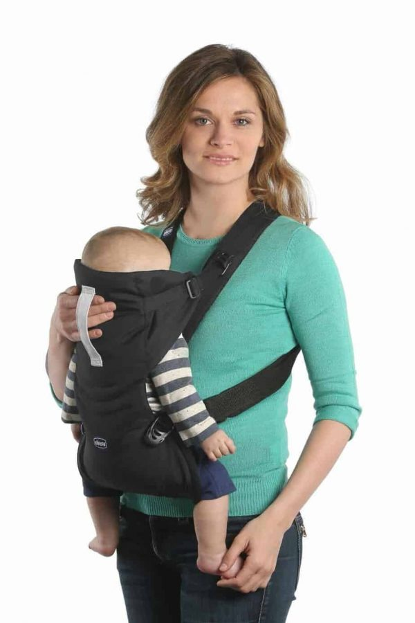 Baby Carriers Chicco Easyfit Baby Carrier – Black Pitter Patter Baby NI 4