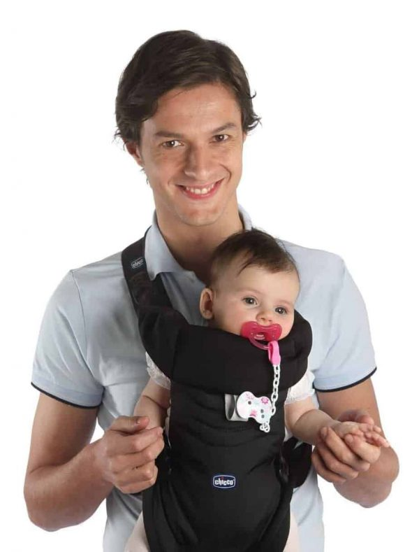 Baby Carriers Chicco Easyfit Baby Carrier – Black Pitter Patter Baby NI 7