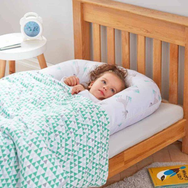 Baby sleep pods PurAir Breathable Nest Maxi – Giraffe Pitter Patter Baby NI 4