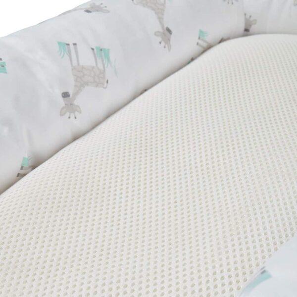 Baby sleep pods PurAir Breathable Nest Maxi – Giraffe Pitter Patter Baby NI 8