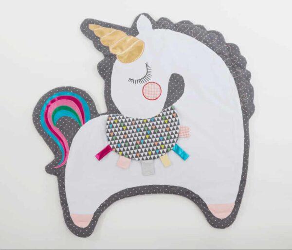 Playgyms & Playmats Unicorn Play Gym Pitter Patter Baby NI 6