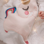 Unicorn baby sleeping bag- 2.5 Tog
