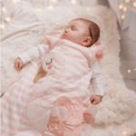 Flamingo baby sleeping bag 2.5 Tog