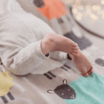 Bedding The Flock knitted blanket Pitter Patter Baby NI 4