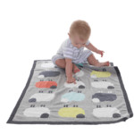 Bedding The Flock knitted blanket Pitter Patter Baby NI 2