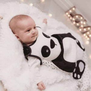 Panda 2.5 tog baby sleeping bag