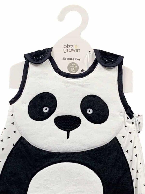 Blankets & Sleeping Bags Panda 2.5 tog baby sleeping bag Pitter Patter Baby NI 8