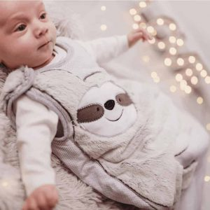 Baby Sleeping Bag- Sidney Sloth 2.5 Tog