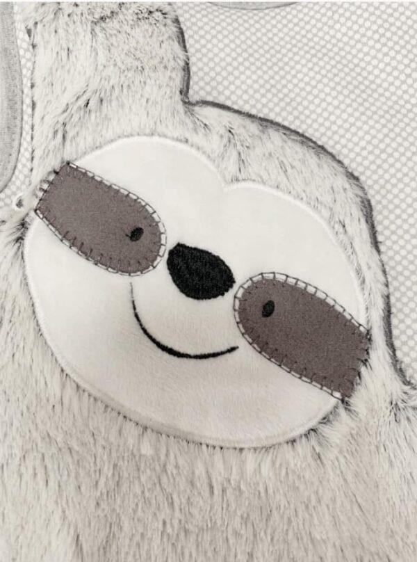 Baby Gifts Baby Sleeping Bag- Sidney Sloth 2.5 Tog Pitter Patter Baby NI 7