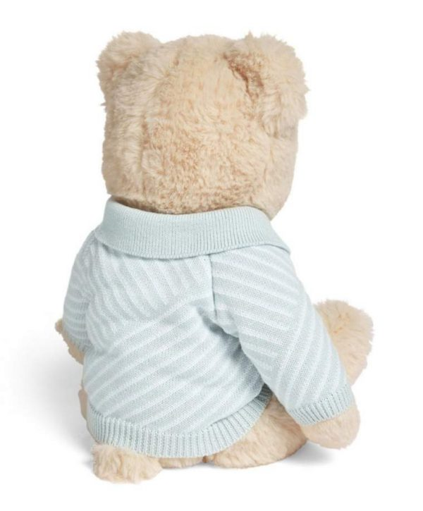 Baby Gifts My First Bear – Blue Pitter Patter Baby NI 5