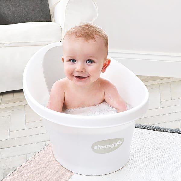 Baths & Changing Mats Shnuggle Bath Pitter Patter Baby NI 4