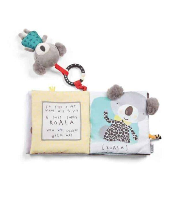Gifts Mamas&Papas Activity Book & Toy Pitter Patter Baby NI 5