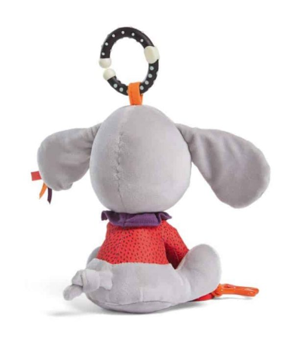 Teething Activity Toy – Ebby Elephant Pitter Patter Baby NI 5