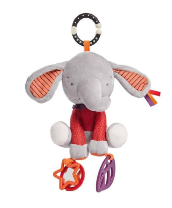 Teething Activity Toy – Ebby Elephant Pitter Patter Baby NI 4