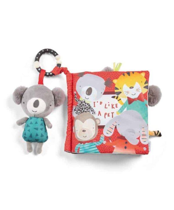 Gifts Mamas&Papas Activity Book & Toy Pitter Patter Baby NI 4