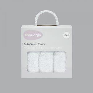 Feeding Shnuggle Washcloths Pitter Patter Baby NI