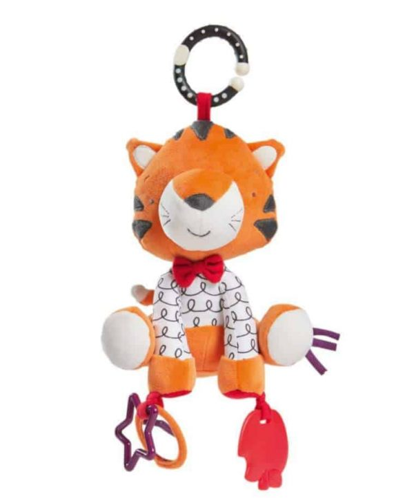 Teething Activity Toy – Tink Tiger Pitter Patter Baby NI 4