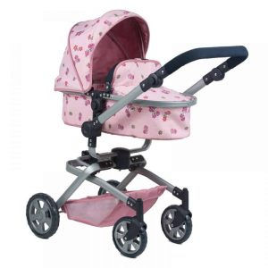 Roma Twirl Dolls Pram – 4 way facing