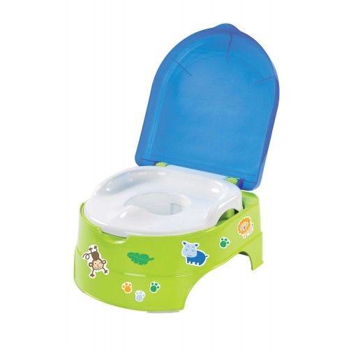 Potty Training My fun Potty /Step stool Pitter Patter Baby NI 7