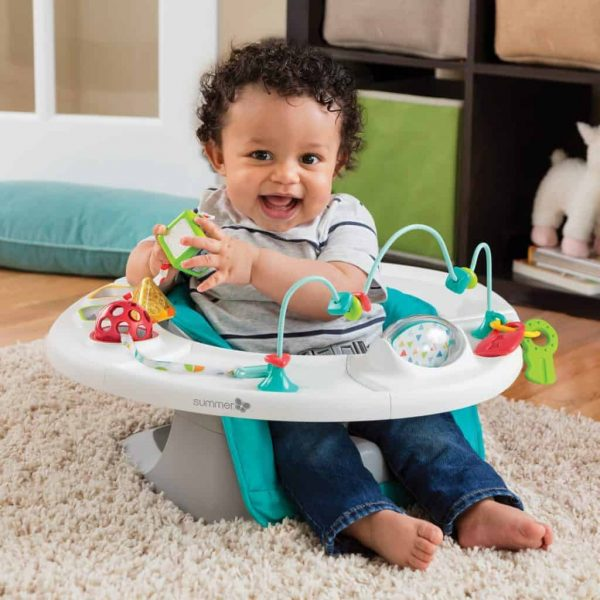 Booster Seats 4 IN 1 SUPERSEAT activity seat Pitter Patter Baby NI 4