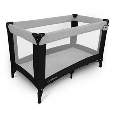 Cots, Cotbeds & travel cots Cute Baby Basinette Travel Cot Pitter Patter Baby NI 6