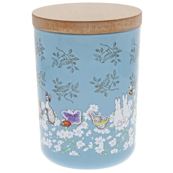Christmas Peter Rabbit Clean Linen Candle Pitter Patter Baby NI 7