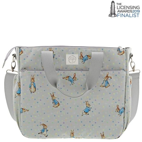 Changing Bags Peter Rabbit Baby Collection Changing Bag Pitter Patter Baby NI 4