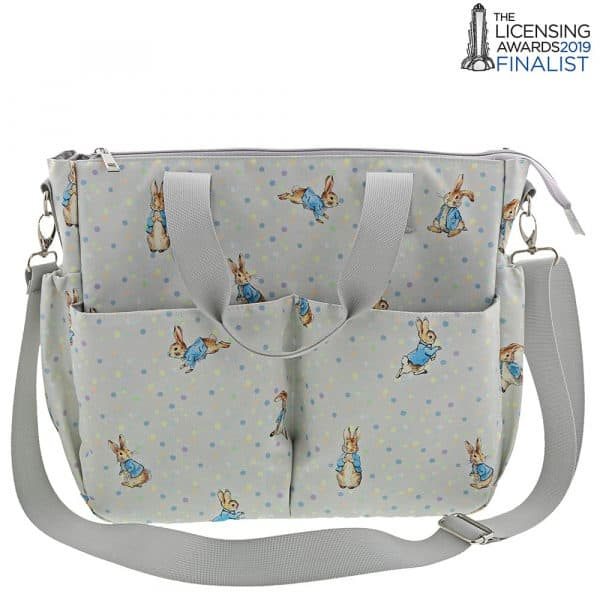 Changing Bags Peter Rabbit Baby Collection Changing Bag Pitter Patter Baby NI 6