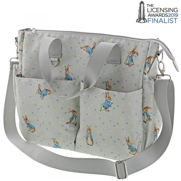 Changing Bags Peter Rabbit Baby Collection Changing Bag Pitter Patter Baby NI 7