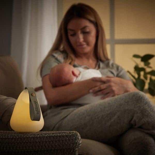 Night Lights & Cot Mobiles Shnuggle Moonlight Pitter Patter Baby NI 4