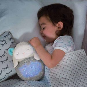 Night Lights & Cot Mobiles Moonlight & Melodies Hug Me Projection Soother Pitter Patter Baby NI