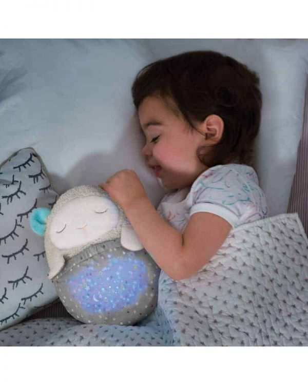 Baby Gifts Moonlight & Melodies Hug Me Projection Soother Pitter Patter Baby NI 4