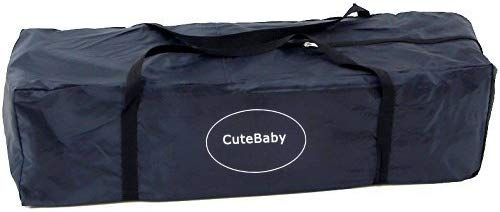 Cots, Cotbeds & travel cots Cute Baby Basinette Travel Cot Pitter Patter Baby NI 7