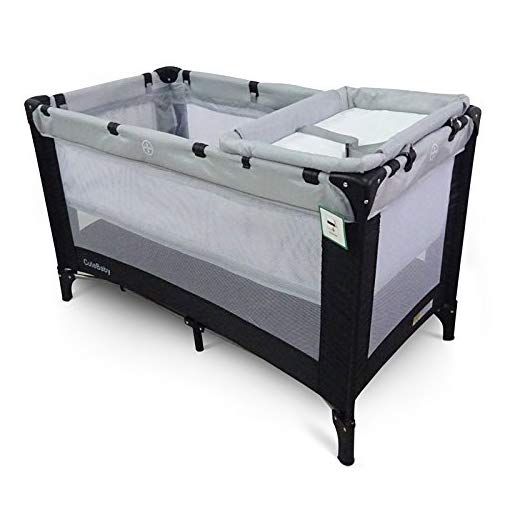Cots, Cotbeds & travel cots Cute Baby Basinette Travel Cot Pitter Patter Baby NI 4