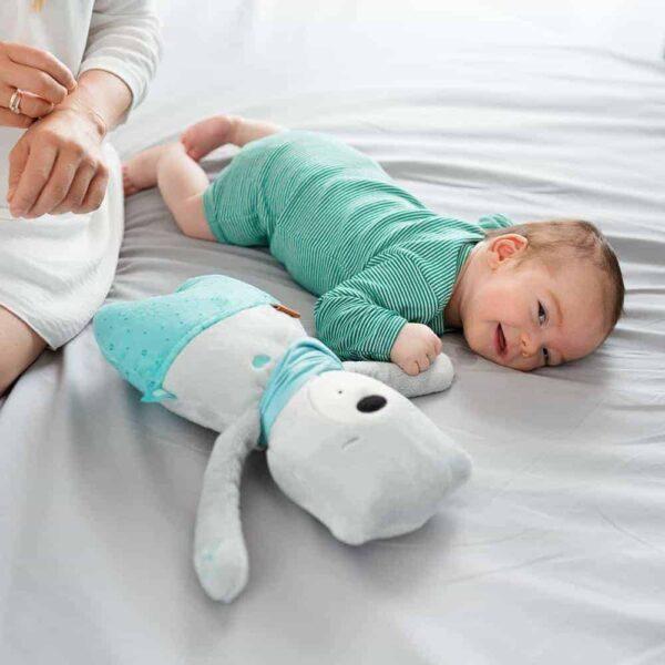Night Lights & Cot Mobiles myHummy Daddy Bear Sleep Aid Pitter Patter Baby NI 4