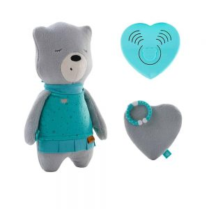 Night Lights & Cot Mobiles myHummy Mummy Bear Sleep Aid Pitter Patter Baby NI