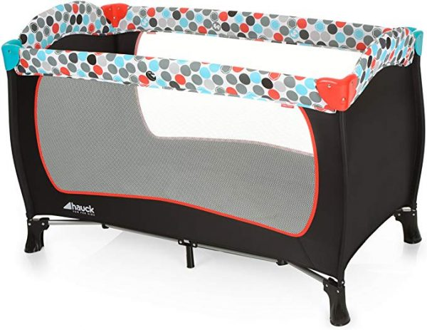 Cots, Cotbeds & travel cots Travel cot Pitter Patter Baby NI 7