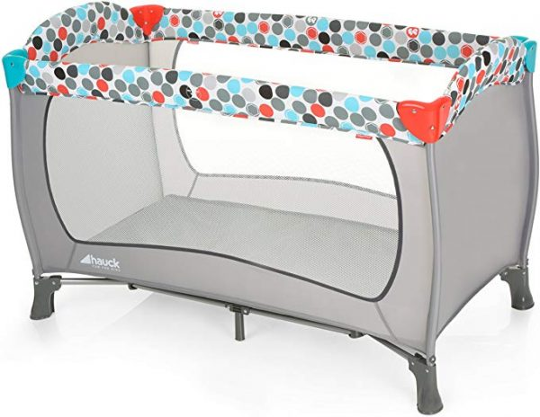 Cots, Cotbeds & travel cots Travel cot Pitter Patter Baby NI 4