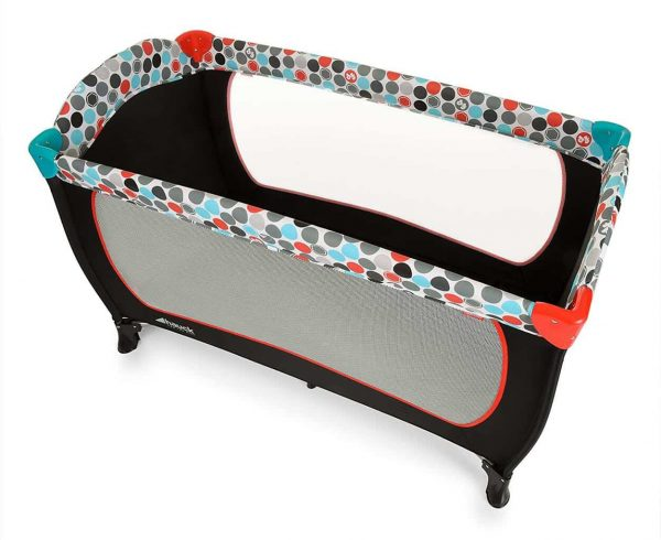 Cots, Cotbeds & travel cots Travel cot Pitter Patter Baby NI 9